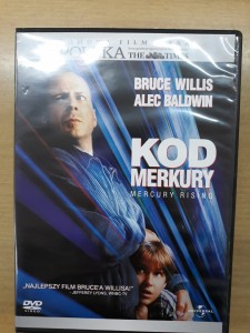 WILLIS BALDWIN KOD MERKURY DVD