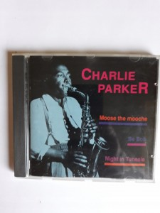 Bella Musica Charlie Parker CD JAZZ