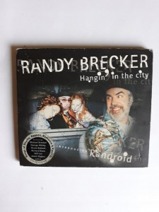Randy Brecker Hangin in the city CD JAZZ