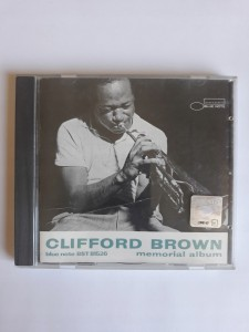 Clifford Brown Memorial album Jazz Blue Note