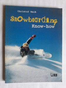 Christof Weis Snowboaring know-how