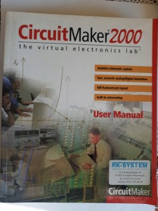 Circuit Maker 2000 the virtual electronics lab