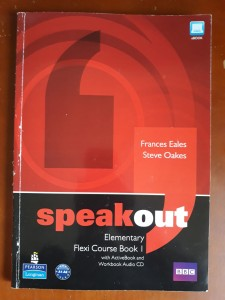 EALES SPEAKOUT ELEMENTARY FLEXI COURSE BOOK CD DVD