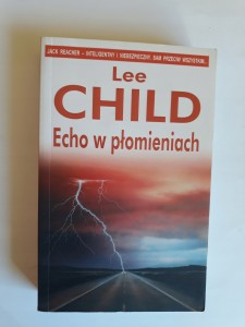 Lee Child Echo w płomieniach