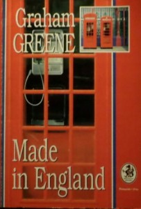GREENE MADE IN ENGLAND WYDANIE 1 FAKTURA OPIS