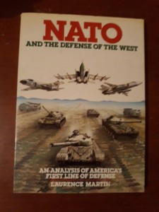 MARTIN NATO AND THE DEFENSE OF THE WEST OPIS