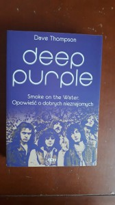 THOMPSON DEEP PURPLE SMOKE ON THE WATER