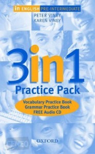 IN ENGLISH PRE-INTERMEDIATE. 3 IN 1 PRACTICE PACK