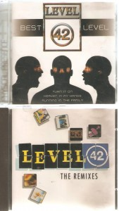 LEVEL 42 BEST LEVEL + THE REMIXES 2 CD OPIS TANIO