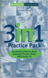 IN ENGLISH ELEMENTARY 3 IN 1 PRACTICE PACK NOWA