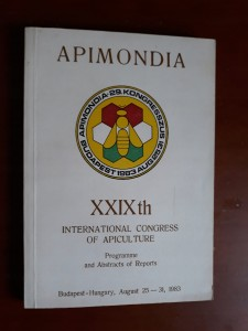 AMPIMONDIA INTERNATIONAL CONGRESS OF APICULTURE