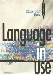 LANGUAGE IN USE CLASSROOM BOOK OPIS TANIO FAKTURA