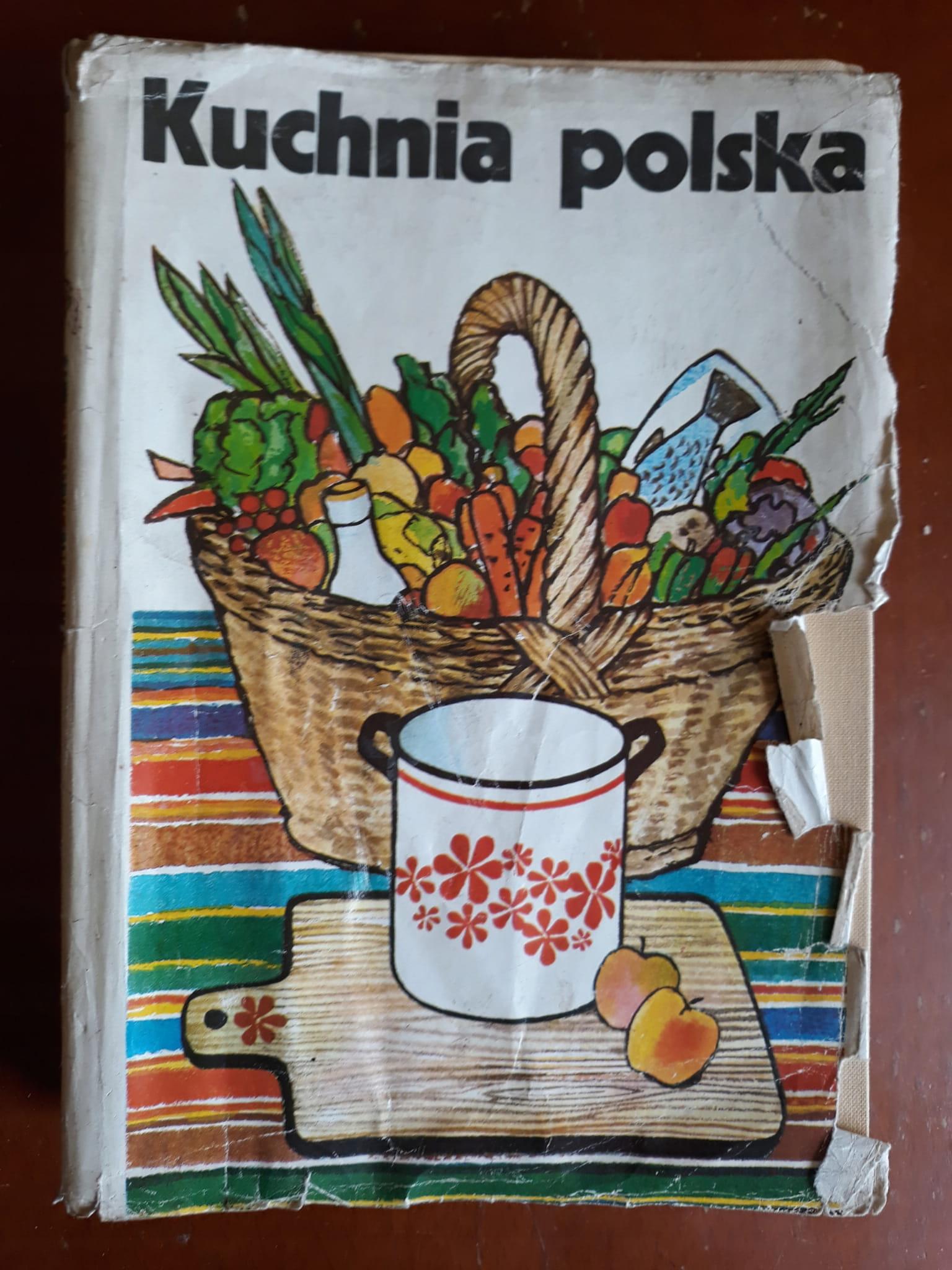 Berger Kuchnia Polska Faktura Tania Książka